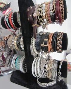 Aufbewahrung Armbänder