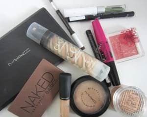 Benutze Produkte Look