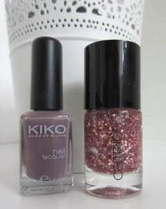 Kiko und Catrice Nagellack
