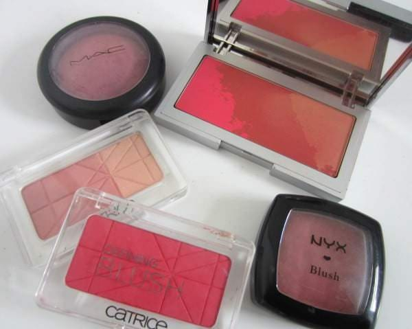 Top5 Blushes