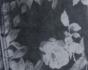Zara Hose Rosen stoff