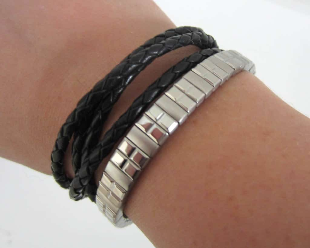 Armparty mit Magnet Armband