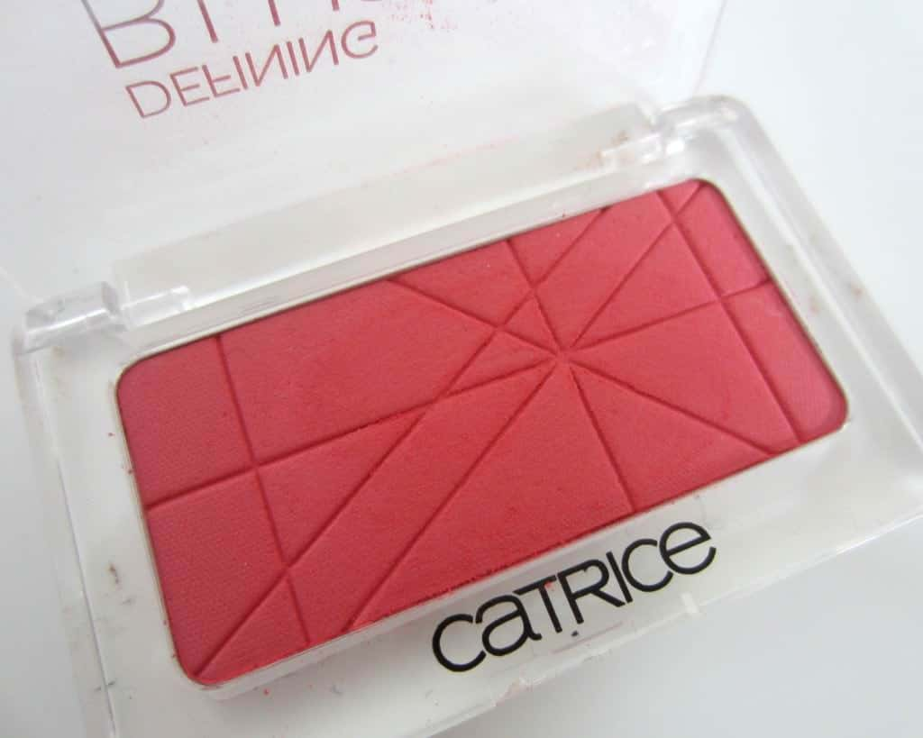 Catrice Blush in Think Pink