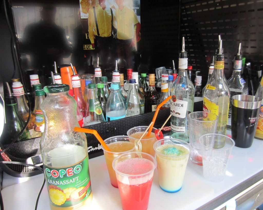 Cocktailtaxi Spirituosen 2