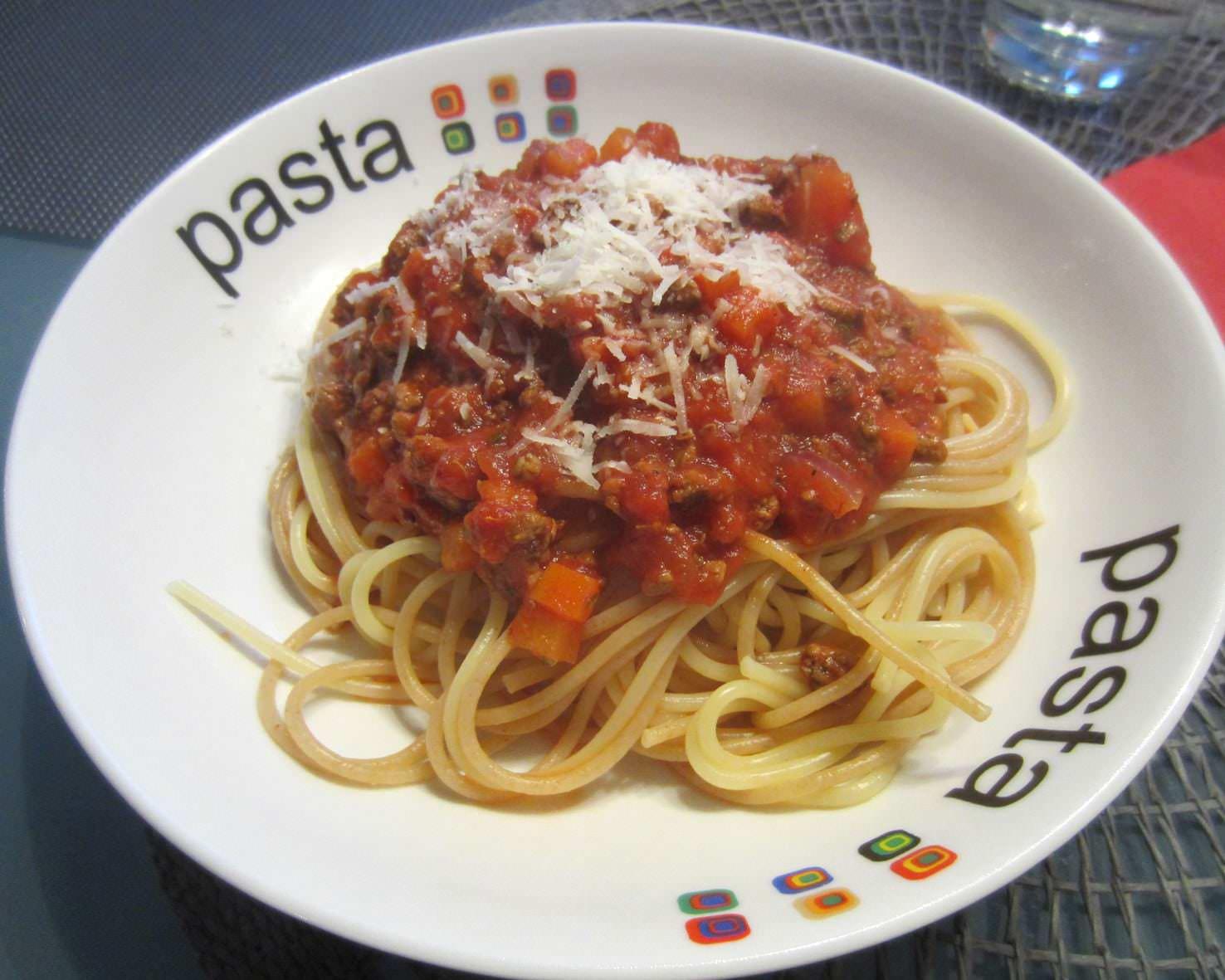 [Rezept der Woche] Vegetarische Bolognese