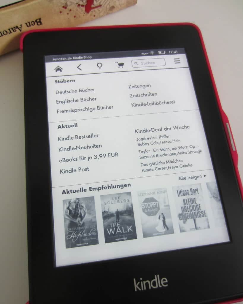 Kindle Shop