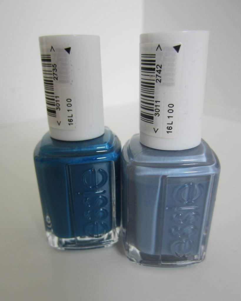 Essie Hide & Go Chick und Truth or Flare