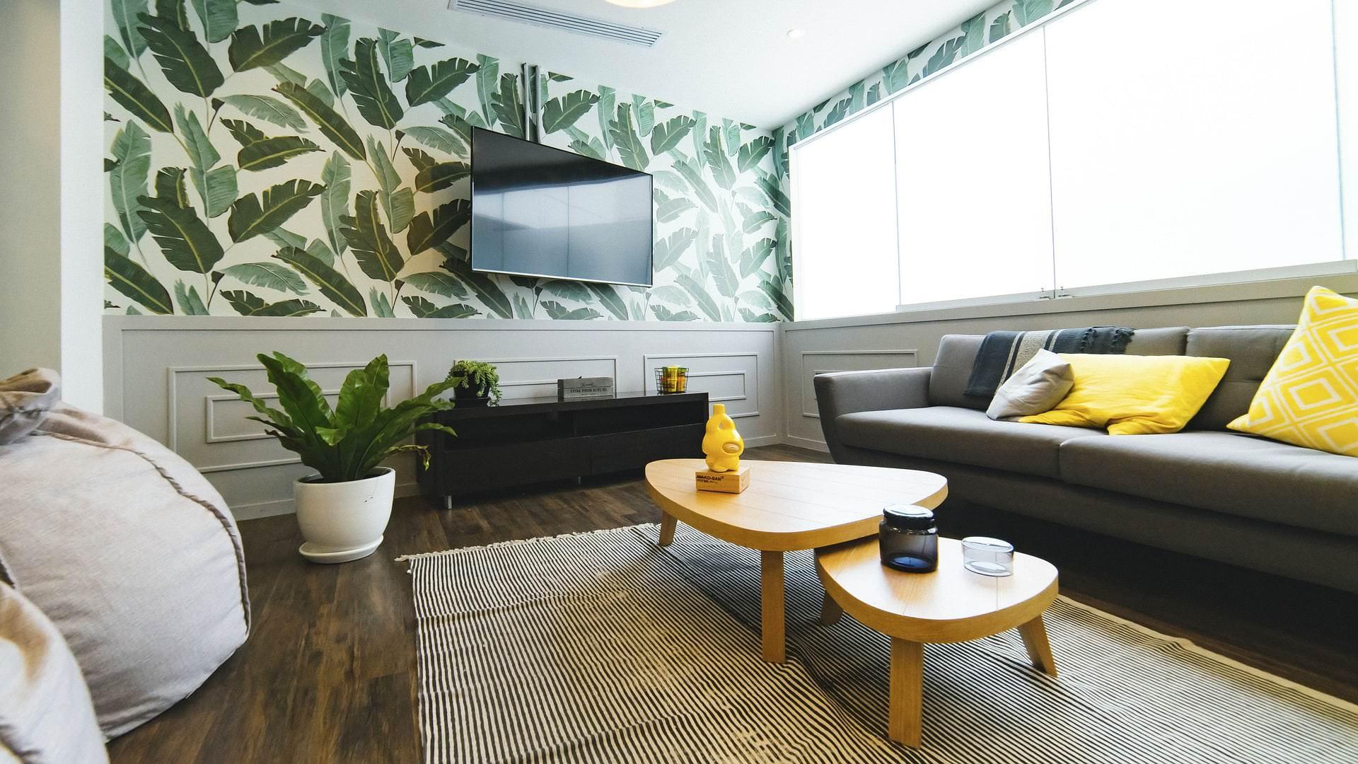 Die drei top Möbel- & Wohntrends 2018