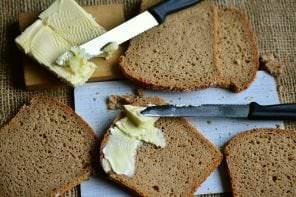 Nachhaltigkeit mit der französischen Butterdose