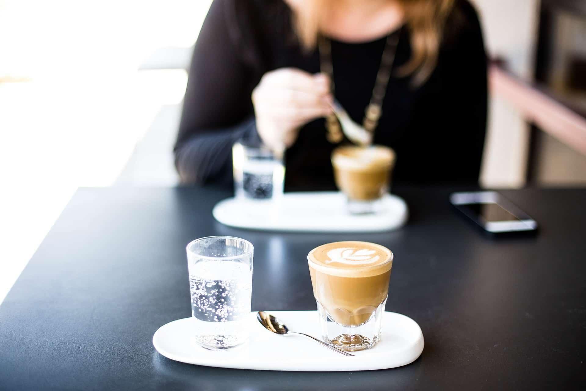 Treffpunkt: Kaffeemaschine