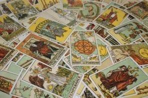 Die große Tarot-Recherche für mein Buch