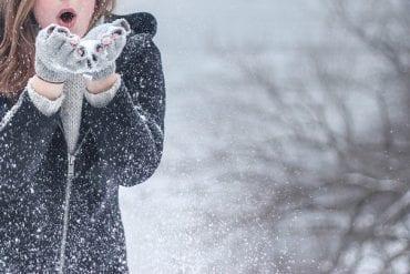 Mode im Winter